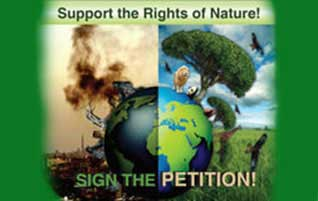 Rights of Nature Petition