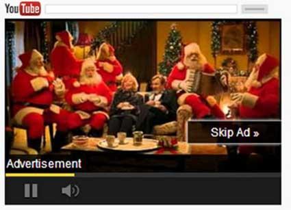 YouTube Ad -- Please Skip