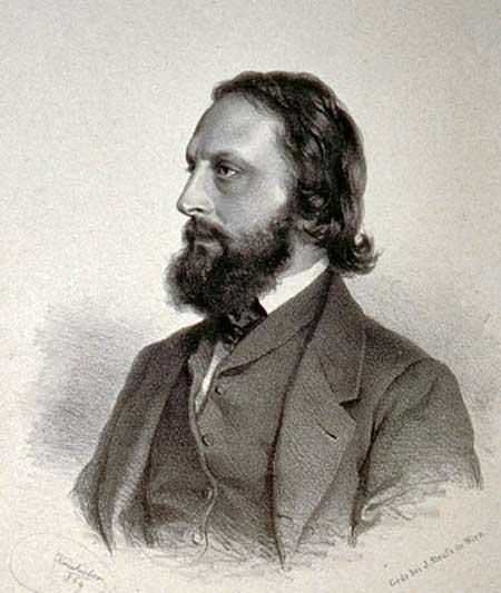Eduard Suess, 1869