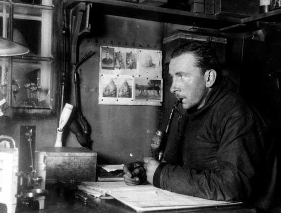 Alfred Wegener, 1913