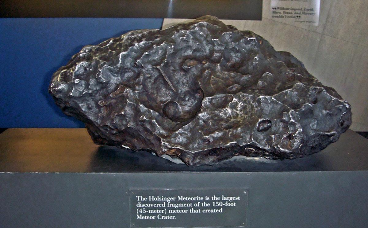 Holsinger Meteorite