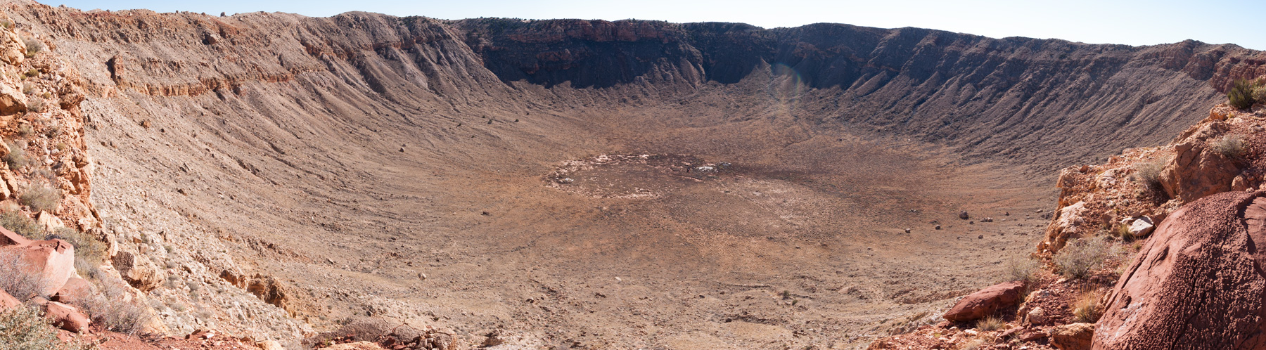 Barringer Impact Crater